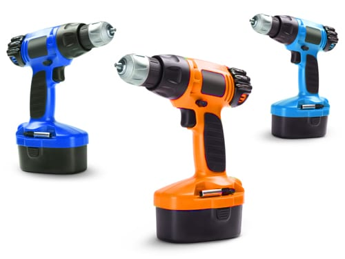 How do you find the correct replacement battery for your drill?