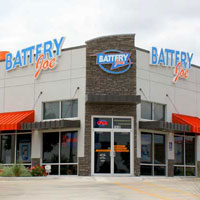 Amarillo Phone Repair and Batteries, Battery Joe