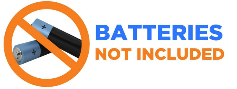 BATTERIES-NOT