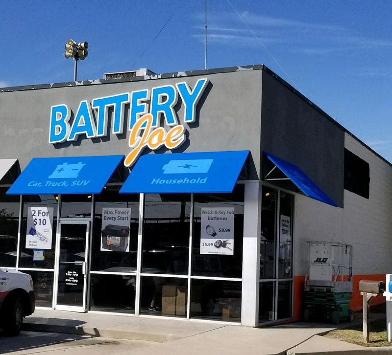 midland batteries