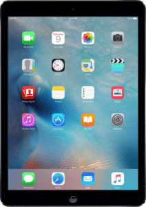 ipad air screen repair