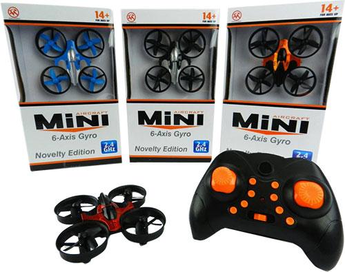 Mini R/C Drone