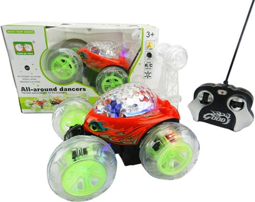 Stunt Cart with Lights