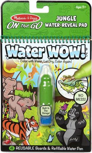 MELISSA & DOUG - Water Wow! - Jungle Water Reveal
