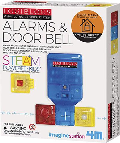 Alarm & Door Bell Circuit Set