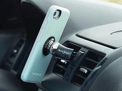 STEELIE ORBITER PHONE MOUNT VENT KIT