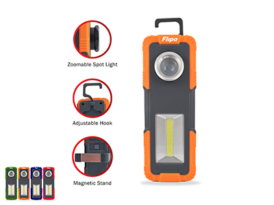 Vulcan Dual Zoom Worklight (All Colors)