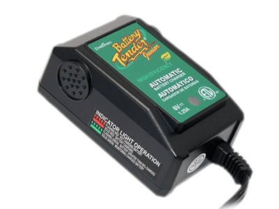 Battery Tender Jr 6v 1.25 Amp 4-Stage High Efficiency Smart Charger