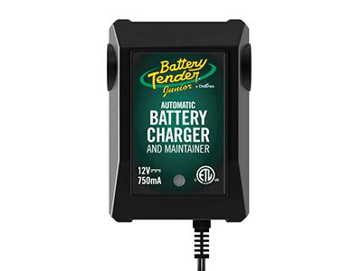 Deltran Battery Tender Junior 12V, 750mA Battery Charger