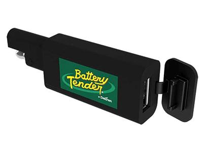 Deltran Battery Tender USB Charger Adaptor