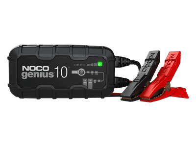 NOCO Geniuus10,10-Amp Battery Charger, Maintainer, Desulfator