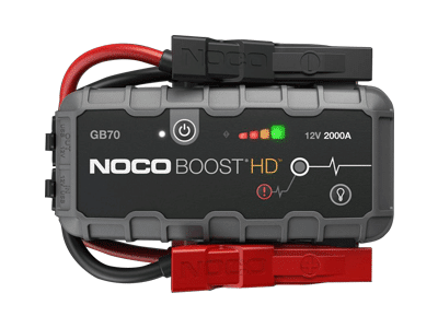 NOCO Boost HD 2000A 12V Ultrasafe Lithium Jump Starter - GB70