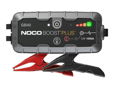 NOCO Boost Plus 1000A 12V Ultrasafe Lithium Jump Starter - GB40