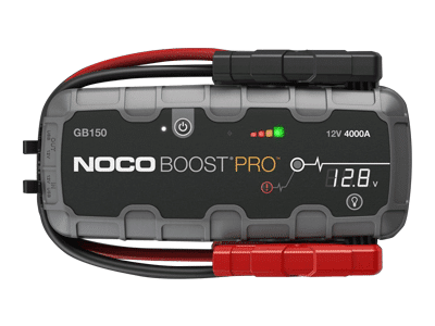 NOCO Boost Plus 4000A 12V Ultrasafe Lithium Jump Starter - GB150