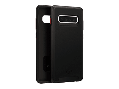 Nimbus9 - Cirrus 2 Case for Samsung Galaxy S10 Plus - Black