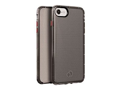 Nimbus9 - Phantom 2 Case for Apple iPhone SE / 8 / 7 / 6s / 6 - Carbon and Red