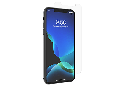 ZAGG - InvisibleShield Glass Elite VisionGuard Plus Glass Screen Protector for Apple iPhone 11 Pro Max - Clear
