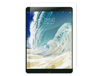 ZAGG - InvisibleShield Glass Plus Glass Screen Protector for Apple iPad Pro 10.5 (2019) - Clear