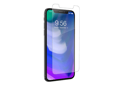 ZAGG - InvisibleShield Glass Plus Glass Screen Protector for Apple iPhone 11 Pro / Xs / X - Clear
