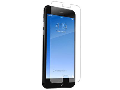 ZAGG - InvisibleShield Glass Plus Glass Screen Protector for Apple iPhone 8,7,6s,6 - Clear