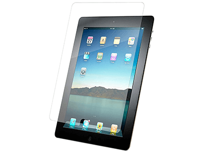 ZAGG - InvisibleShield Glass Screen Protector for Apple iPad Air 2,Air - Clear