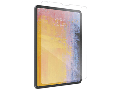 ZAGG - InvisibleShield Glass Screen Protector for Apple iPad Pro - Clear