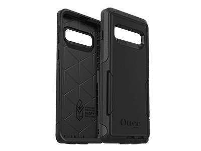 OtterBox - Commuter Case for Samsung Galaxy S10 - Black