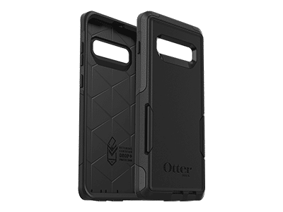OtterBox - Commuter Case for Samsung Galaxy S10 Plus - Black