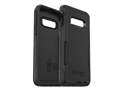 OtterBox - Commuter Case for Samsung Galaxy S10e - Black