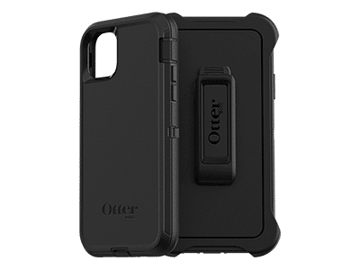 OtterBox - Defender Case for Apple iPhone 11 Pro Max - Black
