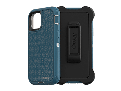 OtterBox - Defender Case for Apple iPhone 11 Pro - Petal Pusher