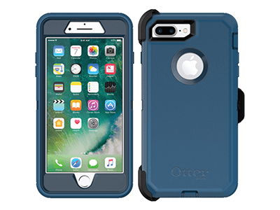 OtterBox - Defender Case for Apple iPhone 8 Plus / 7 Plus - Bespoke Way