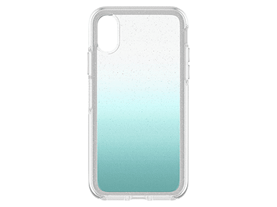 OtterBox - Symmetry Series Case for Apple iPhone X and XS - Aloha ombre