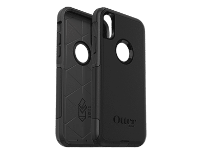 Otterbox - Commuter Case for Apple iPhone Xs / X - Black