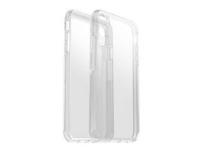 Otterbox - Symmetry Clear Case for Apple iPhone Xs Max - Clear