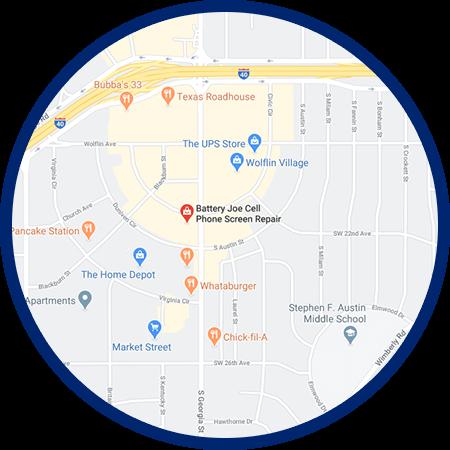 Battery Joe Store - Amarillo, Texas, South Georgia Street