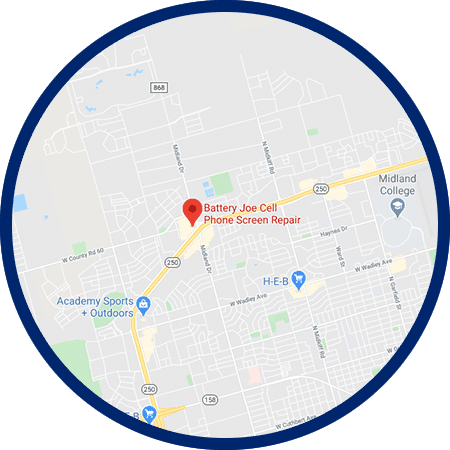 Battery Joe Store - Midland, Texas, West Loop