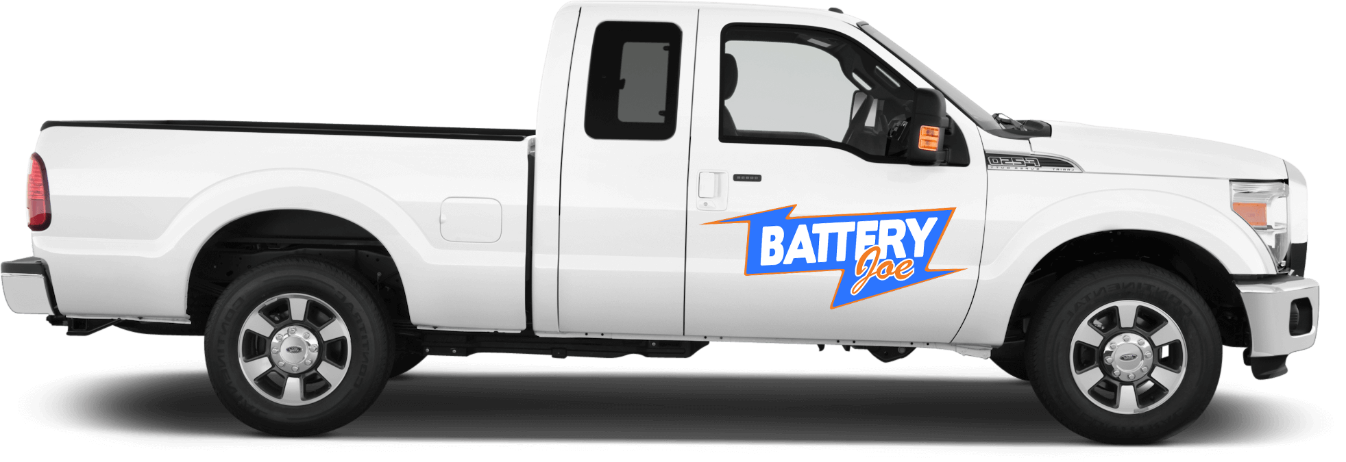 Battery Joe 19th Pick-Up & Delivery