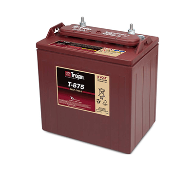 Trojan 8 Volt Golf Cart Battery