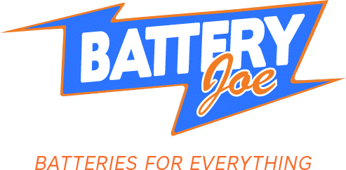 battery joe batteries for everything logo
