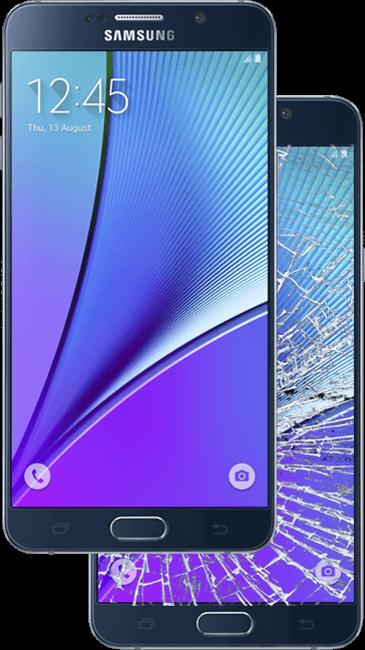 Samsung Galaxy Note 5 Screen Repair