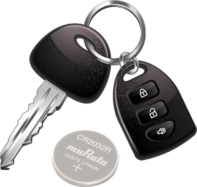 Car Key Fob Battery Replacement for $8.99