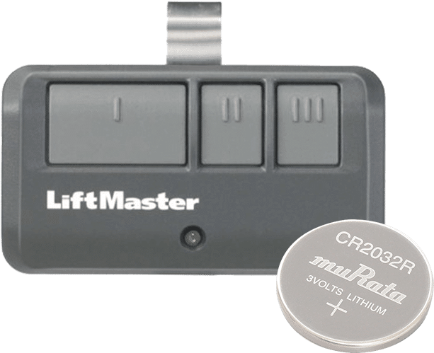 Garage Door Opener Battery Replacement for $8.99