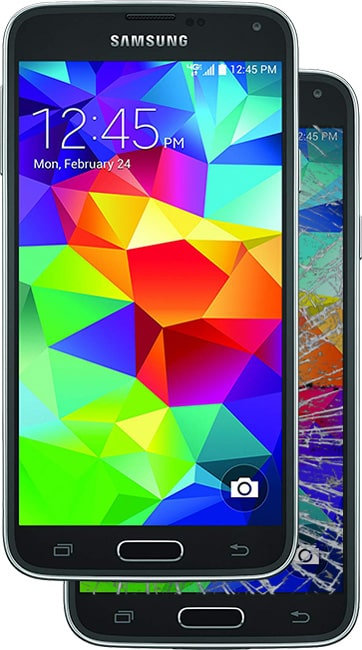 Samsung Galaxy S5 to s8+ Screen Repair
