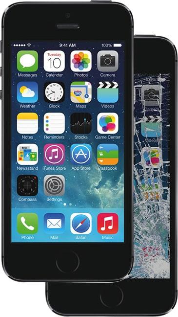 iphone 4 and 5 all series screen repair
