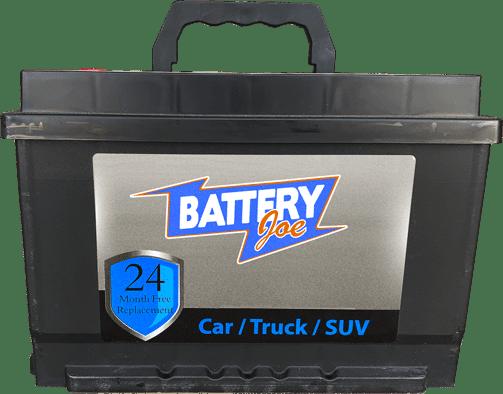Car Battery 2 Year Warranty