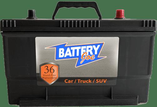 Car Battery 3 Year Warranty