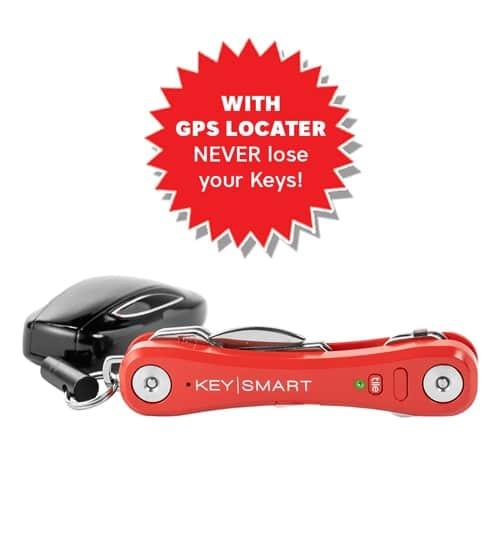 Keysmart Pro with GPS Tile