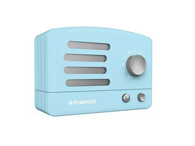 Polaroid PBT530 Wireless Bluetooth Portable Retro Speaker